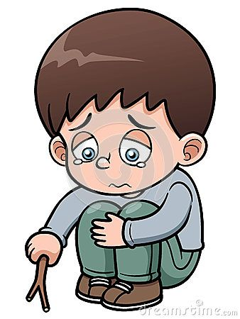 Sad clipart pictures clip stock Sad Child Face Stock Illustrations – 829 Sad Child Face ... clip stock