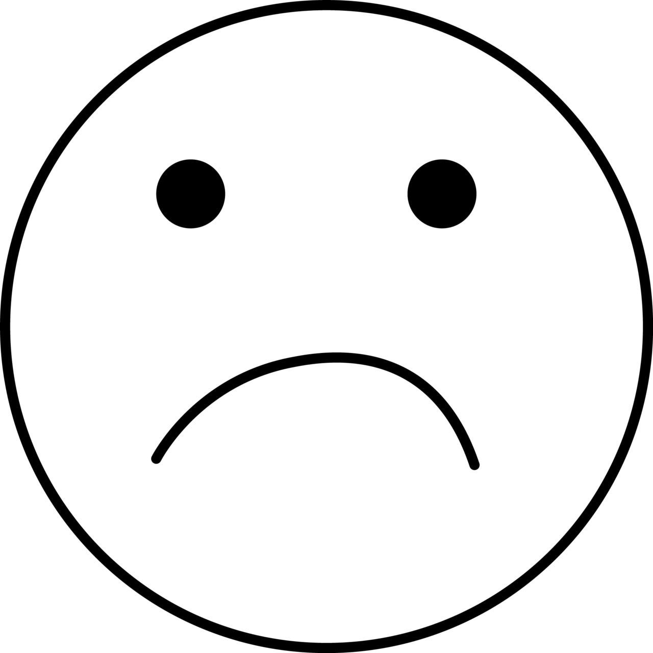 Sad face clipart black and white download Free Sad Face, Download Free Clip Art, Free Clip Art on ... download