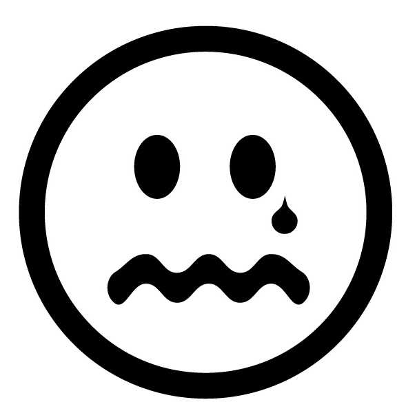 Sad face clipart svg library download Free Sad Face, Download Free Clip Art, Free Clip Art on ... svg library download