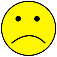 Yellow face clipart png free download Image Of A Sad Face | Free download best Image Of A Sad Face ... png free download