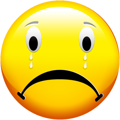 Sad face with tears clipart banner free stock Free Sad Smiley Face With Tear, Download Free Clip Art, Free ... banner free stock