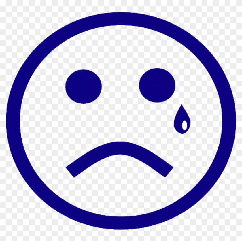 Sad face with tears clipart banner royalty free library Sad face with tears clipart 6 » Clipart Portal banner royalty free library