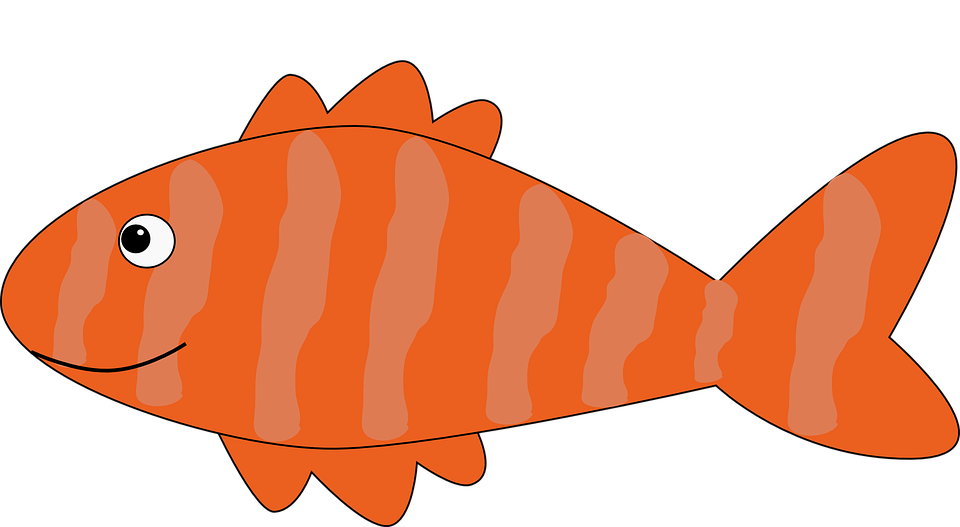 Sad fish clipart png royalty free library Red Fish Clipart#3834311 - Shop of Clipart Library png royalty free library
