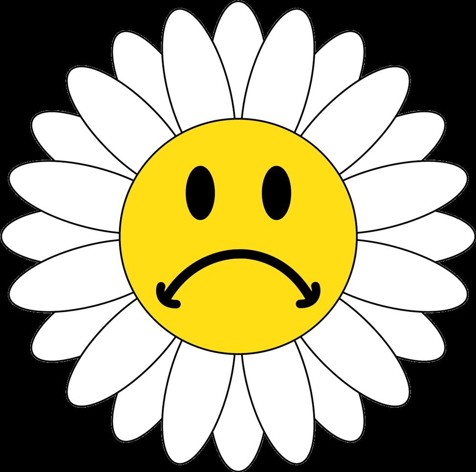 flowers sad sadface flower tumblr... png free download