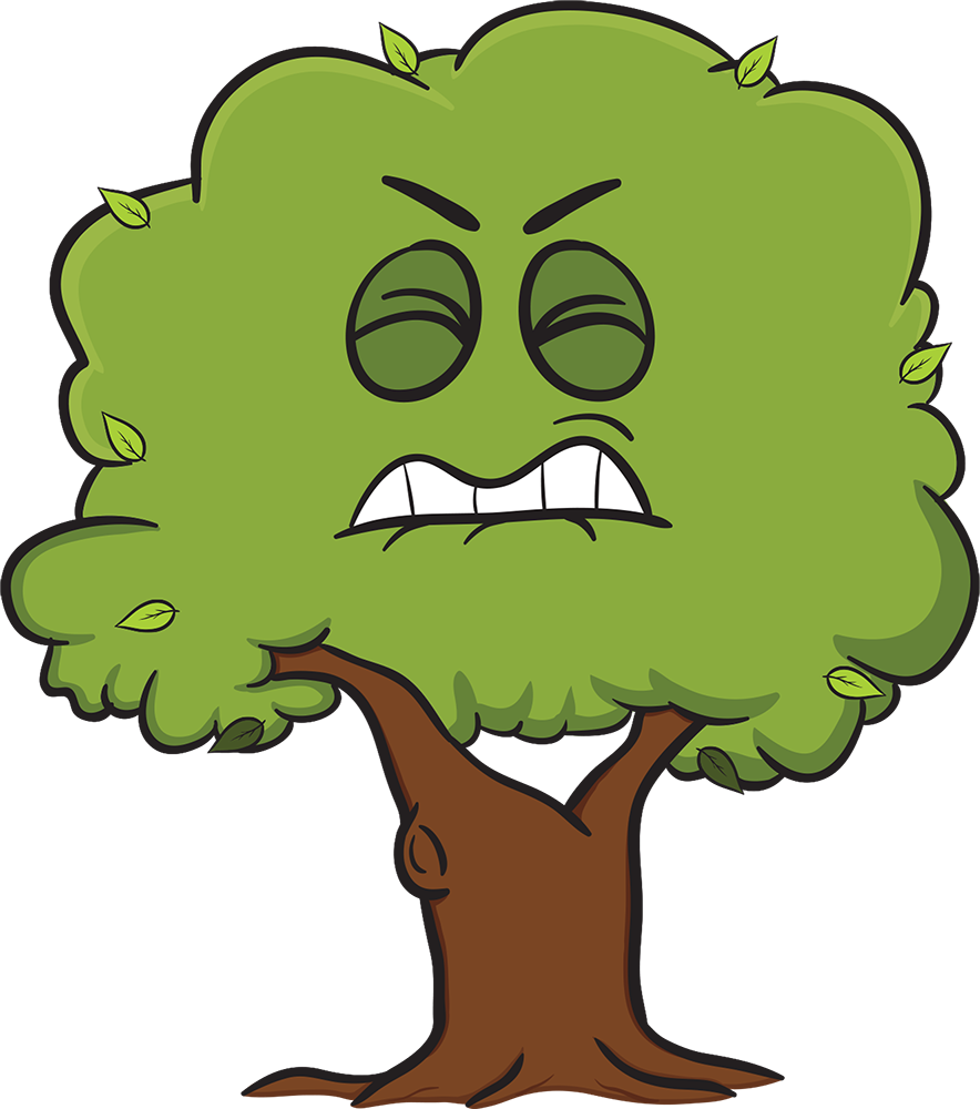 Sad tree clipart svg Can I Use CBD Cannabis for Headaches in Aliceville, Alabama - Santa ... svg