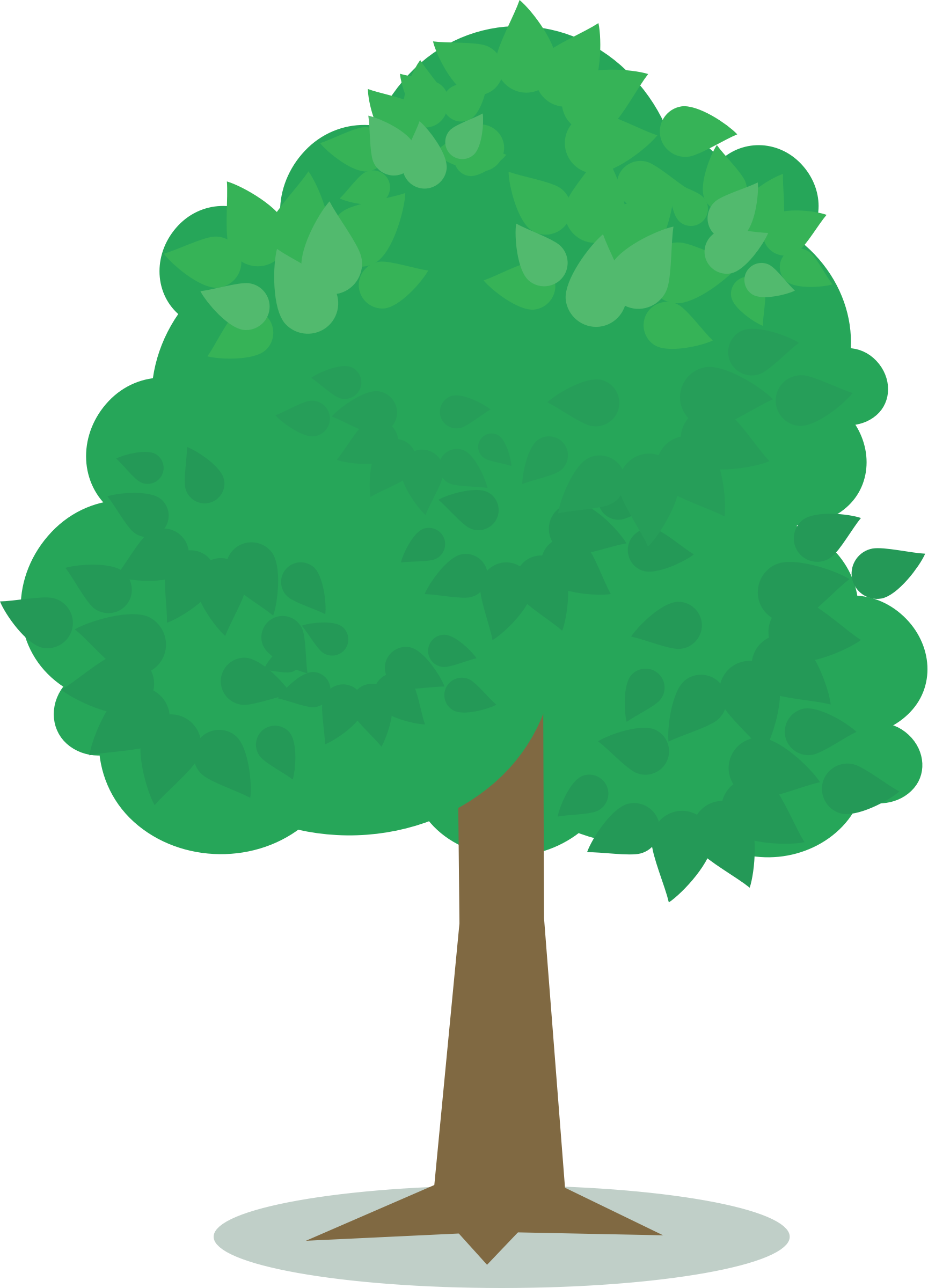 Sad tree clipart jpg freeuse download Clipart - Tree 5 jpg freeuse download