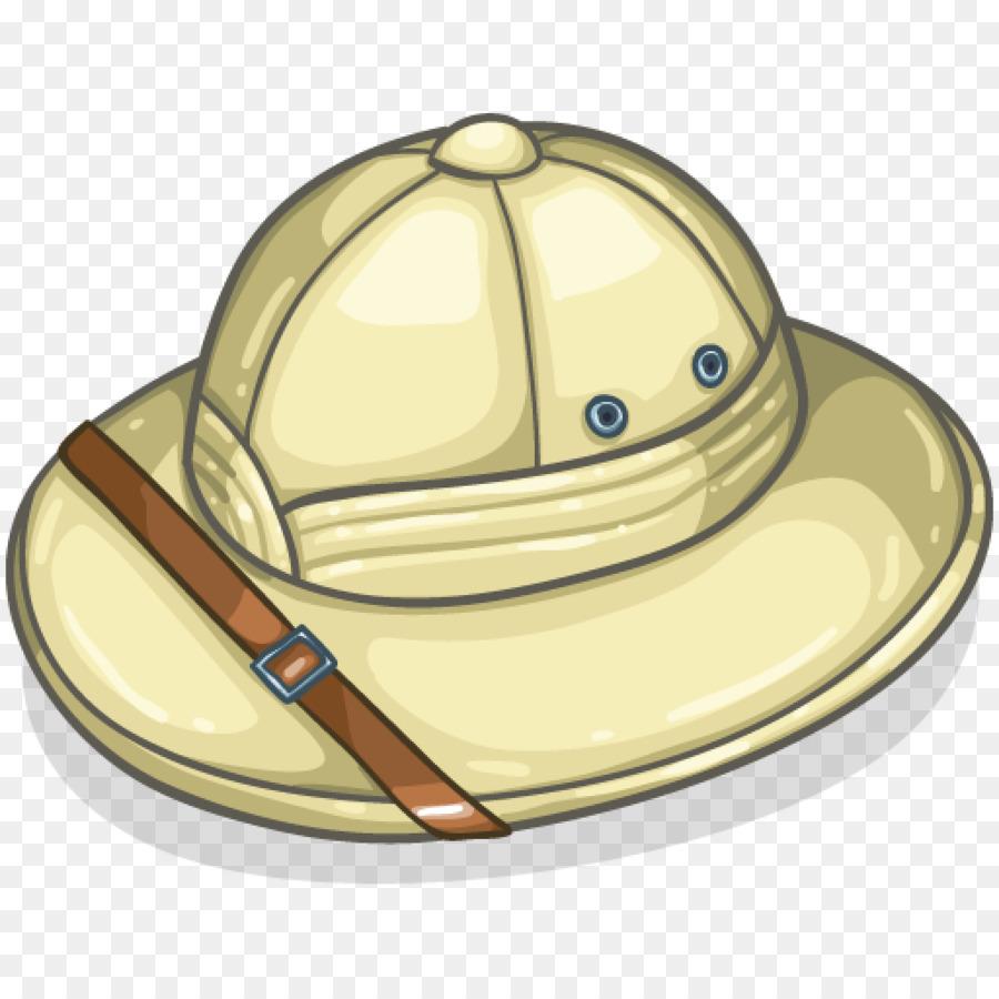 Safari hat clipart png free download Party Hat Cartoon clipart - Hat, Clothing, Cap, transparent ... png free download