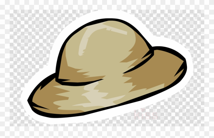 Safari hat clipart banner free library Download Safari Hat Drawing Clipart Hat Pith Helmet - Logo ... banner free library