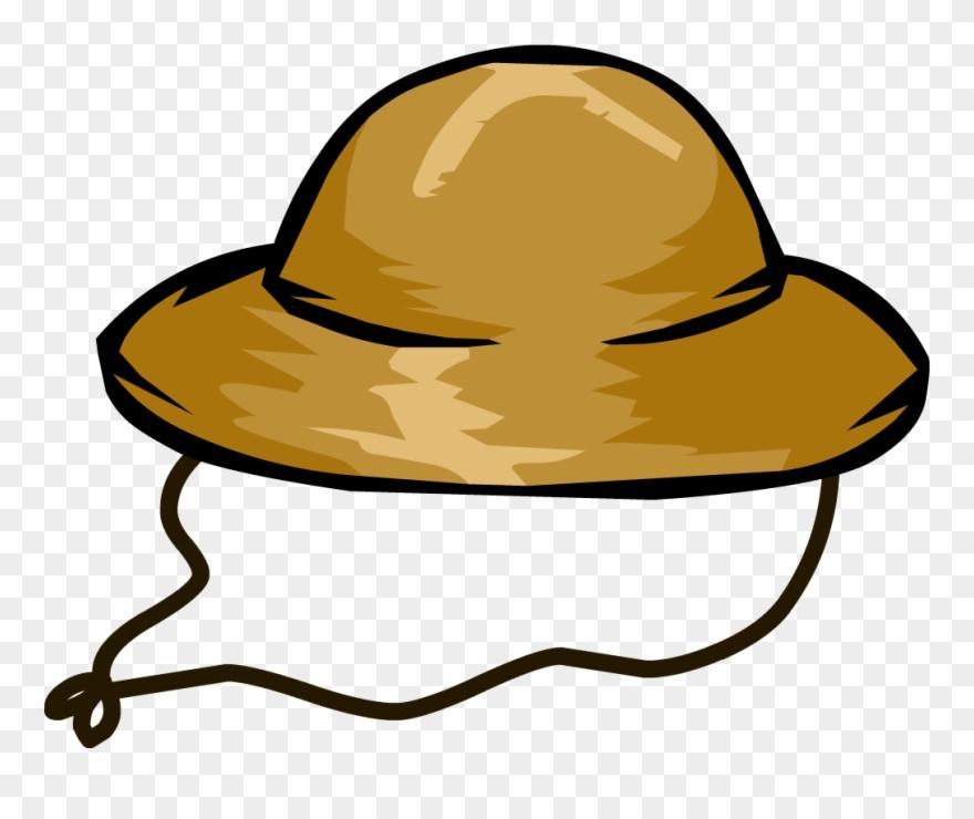 Safari hat clipart image free stock Safari Hat Free Clip - Png Download (#939867) - PinClipart image free stock