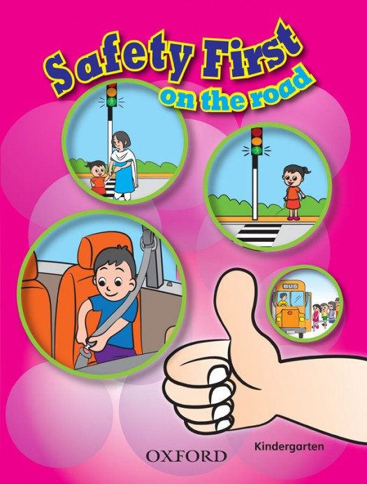 Safety first pink clipart picture free stock Safety First: Kindergarten On the Road picture free stock