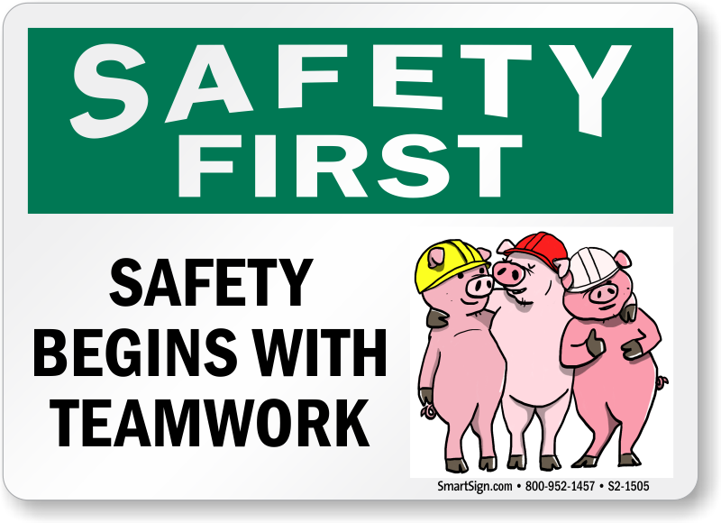 Safety first pink clipart picture library library Cartoon Cartoon clipart - Text, Cartoon, Font, transparent ... picture library library
