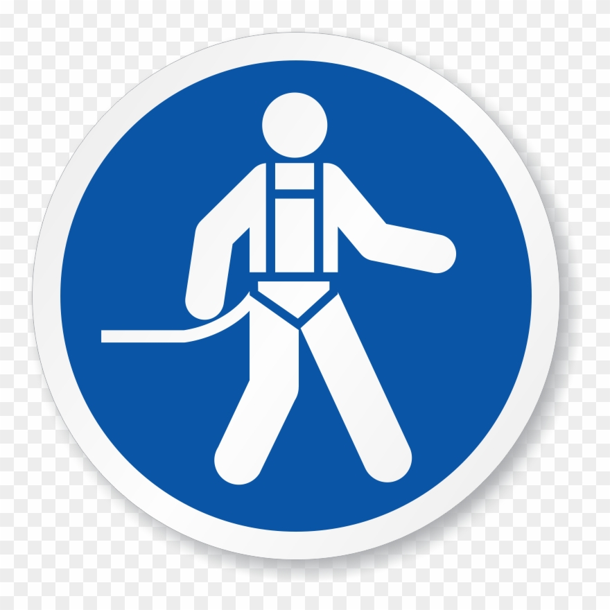 Safety harness clipart vector royalty free Zoom - Buy - Safety Body Harness Logo Clipart (#1245468 ... vector royalty free