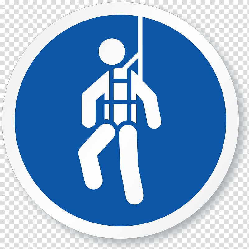 Safety harness clipart image free stock Person wearing harness logo, Safety harness Personal ... image free stock