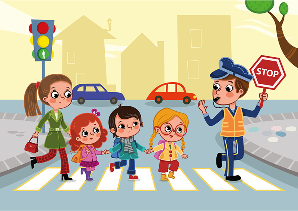 Safety rules clipart picture transparent download Road Safety & Traffic Rules, How to teach Kids about it ... picture transparent download