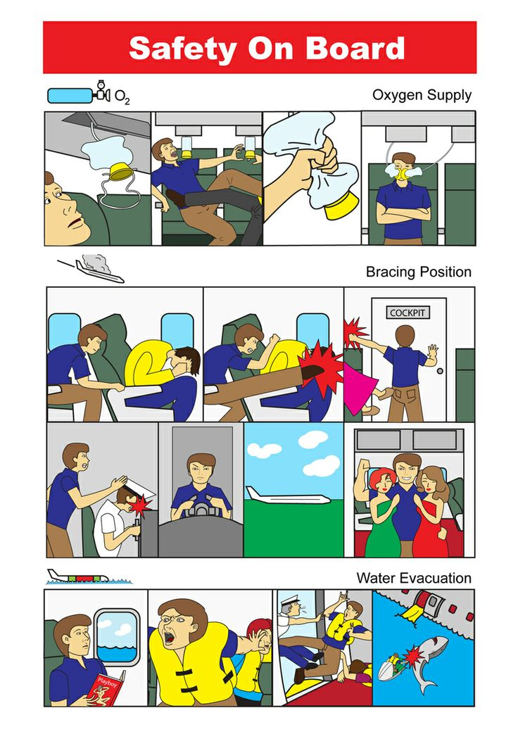 Safety through inspiration clipart svg royalty free download Aircraft Safety Card Design Inspiration on - Clip Art Library svg royalty free download