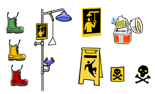 Safety training clipart png black and white library Safety Training Clipart - Free Clipart png black and white library