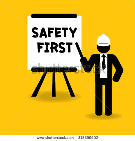 Safety training clipart clipart black and white stock Free Safety First Clipart (40 ) - Free Clipart clipart black and white stock