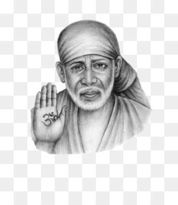 Sai baba clipart jpg royalty free Sai Baba Of Shirdi PNG and Sai Baba Of Shirdi Transparent ... jpg royalty free