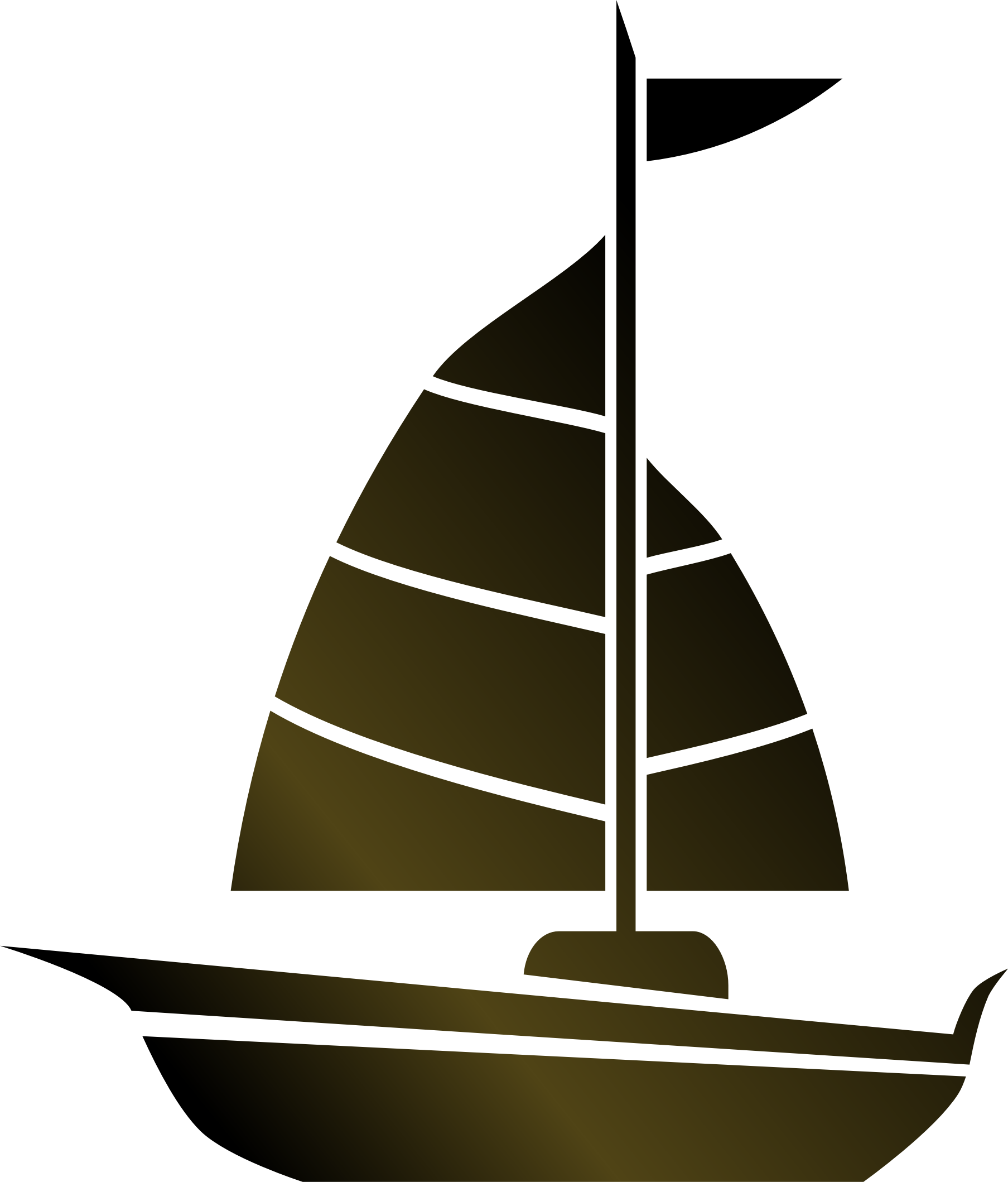 Simple Sailboat by @Viscious-Speed, Simple Sailboat., on ... svg free stock