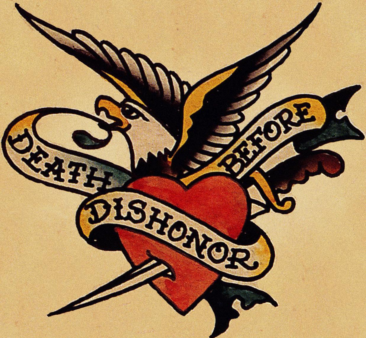 Sailor jerry svg transparent library 25 Best Traditional Sailor Jerry Tattoos Designs And Ideas svg transparent library