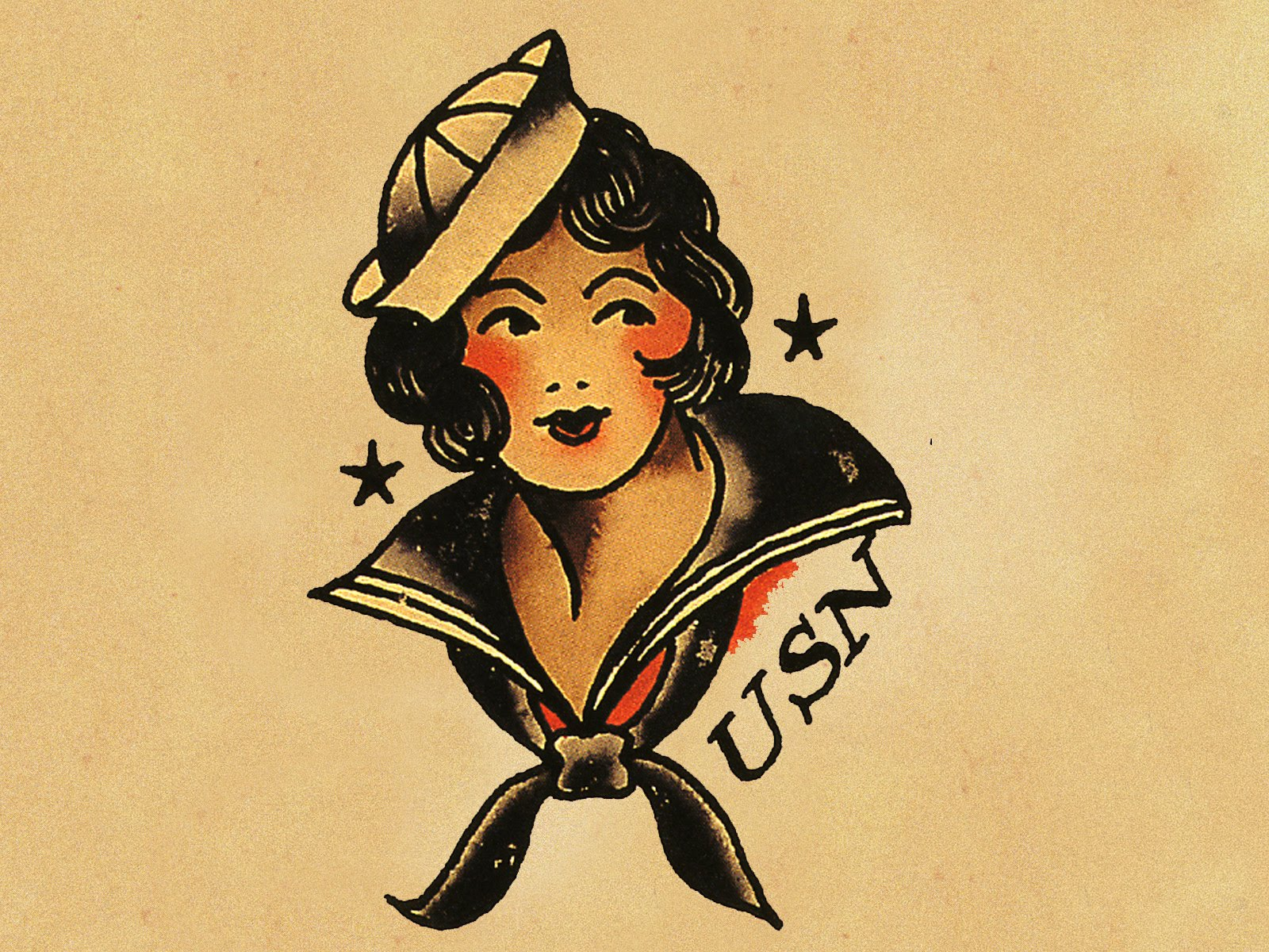 Sailor jerry graphic free library 25 Sailor Jerry Tattoos to Rock Your World graphic free library