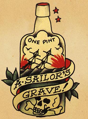 Sailor jerry clip art freeuse library Sailor Jerry | Flickr clip art freeuse library