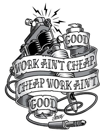 Sailor jerry clip art banner black and white download betype: Sailor Jerry Tattoo by Scott Jackson | I N K | Pinterest ... banner black and white download