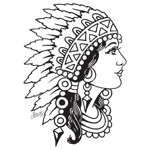 Sailor jerry clip art svg black and white 1000+ images about Sailor Jerry <3 on Pinterest | Anchors, Vintage ... svg black and white