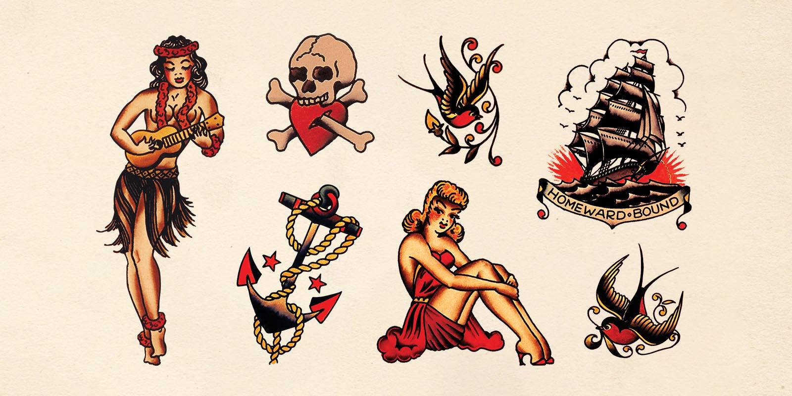 Sailor jerry clipart png Rum & Tattoo Blog - Sailor Jerry png