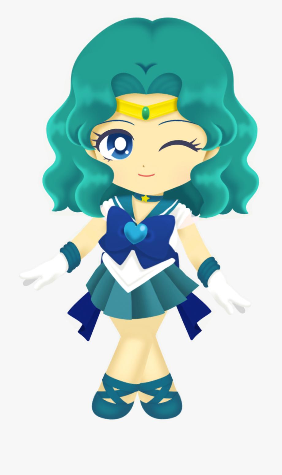 Sailor neptune clipart jpg transparent stock Moon Clipart Super Moon - Sailor Moon Drops Sailor Neptune ... jpg transparent stock