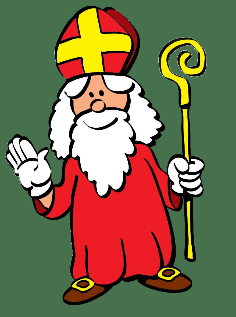 Saint nick clipart jpg download Saint Nicholas Clipart transparent PNG - StickPNG jpg download