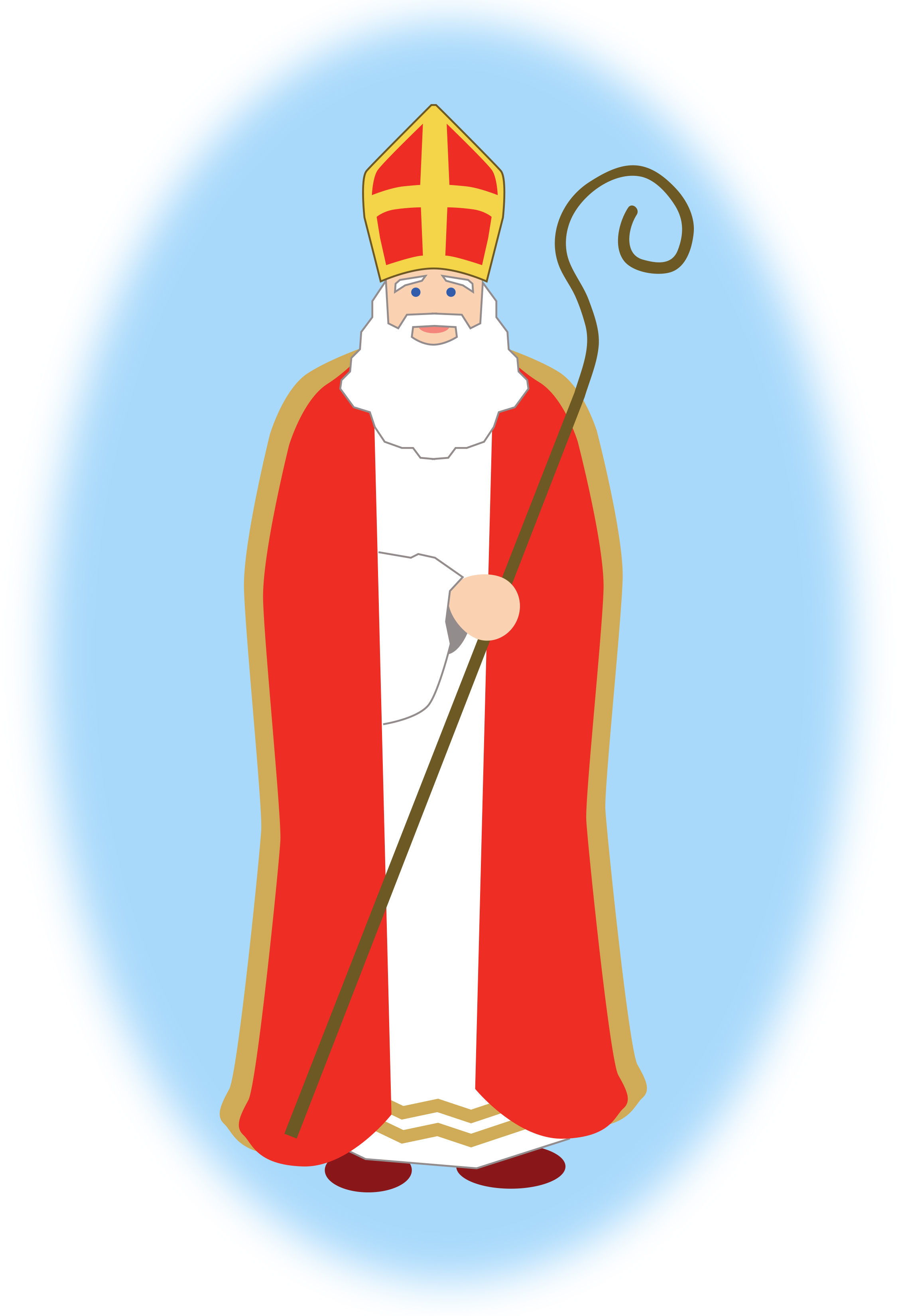 Saint nicolas clipart svg library library St. Nicholas Center ::: Clip Art svg library library