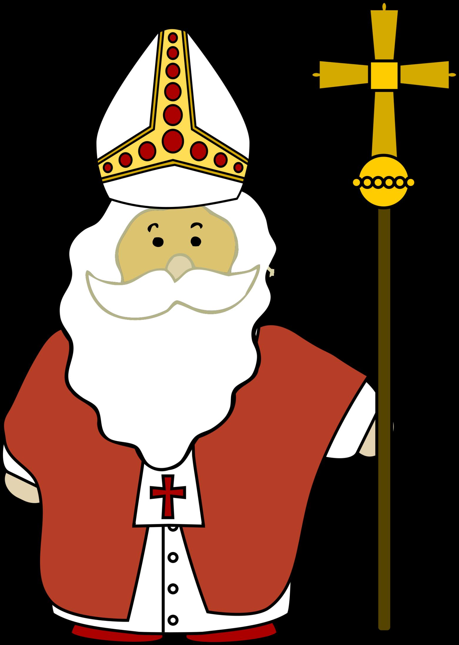 Saint nicolas clipart graphic transparent clipart noel saint-nicolas | images gratuites et libres de ... graphic transparent