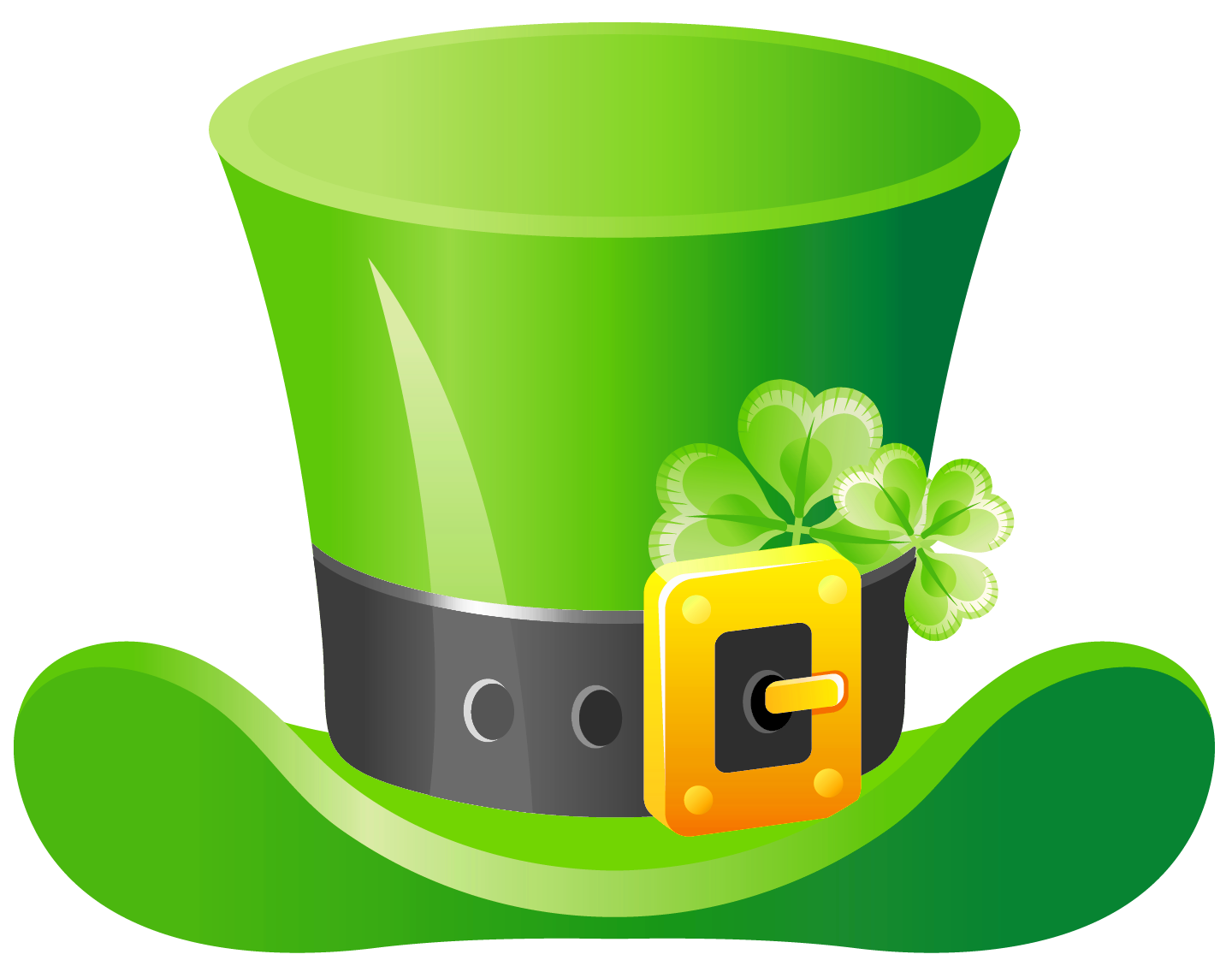 Clipart st patricks picture stock St Patrick Hat PNG Clipart Picture | Gallery Yopriceville ... picture stock