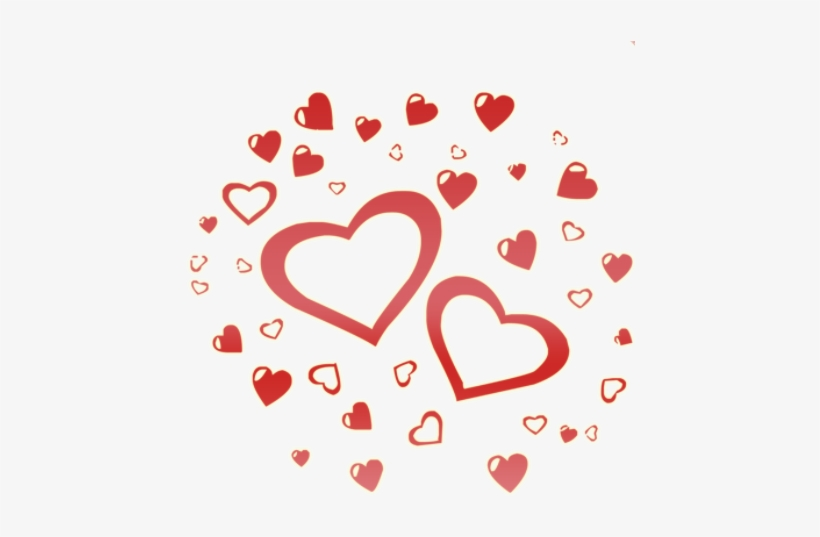 Saint valentin clipart picture royalty free 4 Of Hearts Png Png Transparent Stock - Cliparts Saint ... picture royalty free