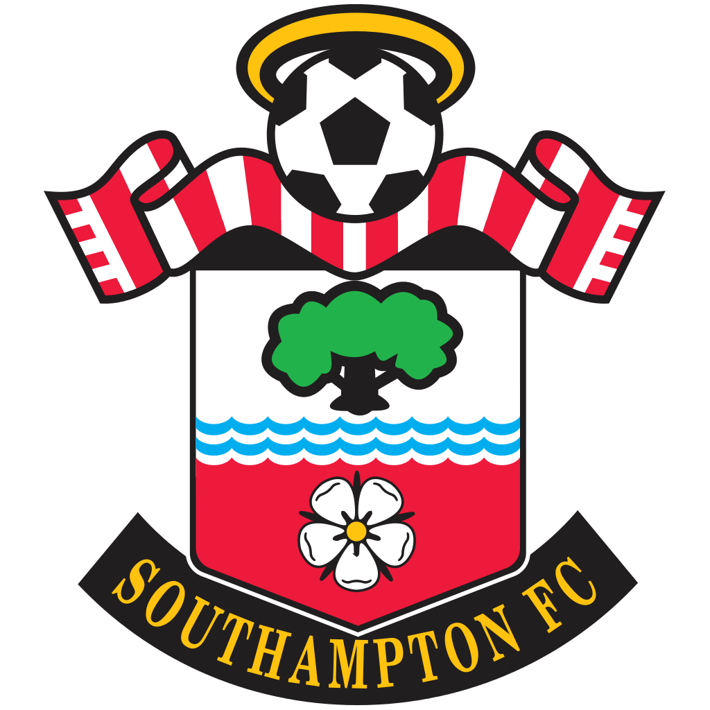 Saints football logo clipart graphic black and white Highlights | Saints 1-0 Hornets | Watford Football Club graphic black and white