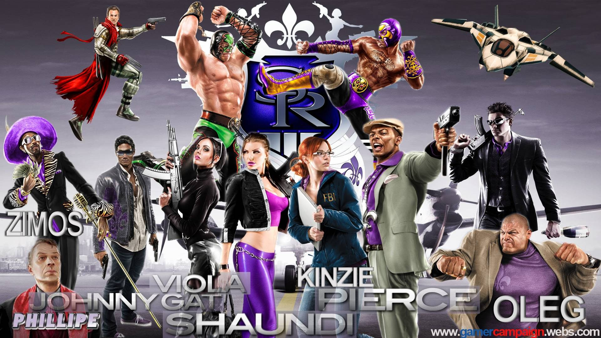 Saints row 4 clipart picture royalty free download Saints row 4 clipart - ClipartFox picture royalty free download