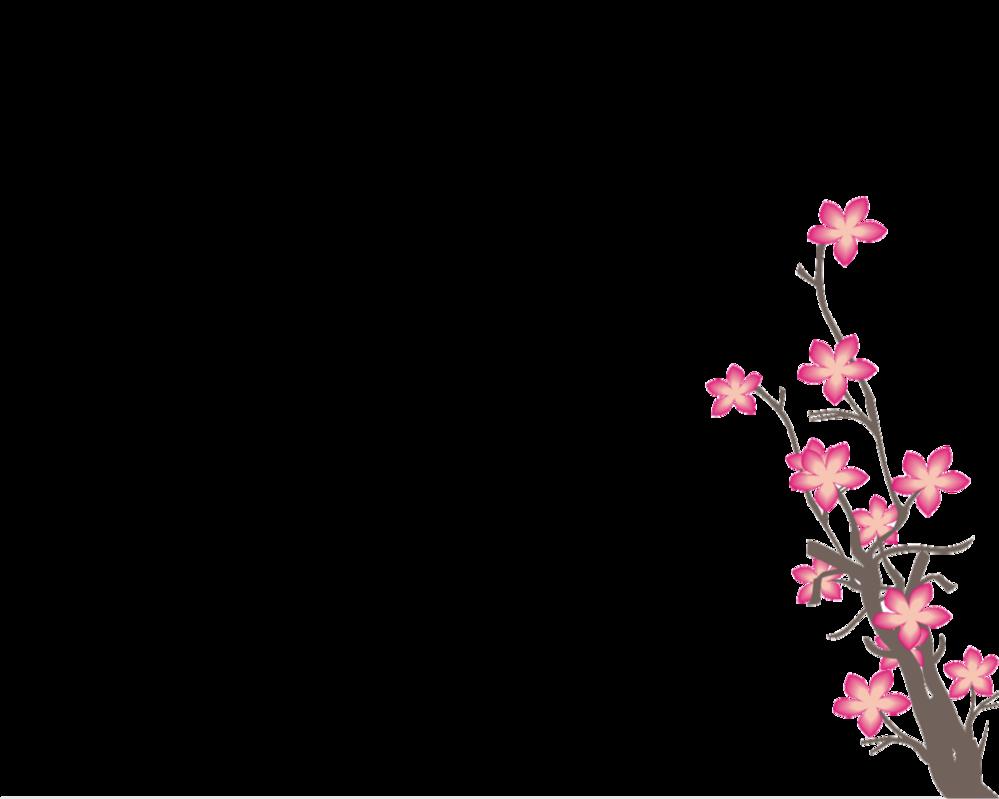 Sakura flower clipart image free library Sakura Flower PNG by HanaBell1 on DeviantArt image free library