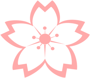Sakura flower clipart png clip art freeuse library Sakura Flower Clipart Png | Clipart Panda - Free Clipart Images clip art freeuse library