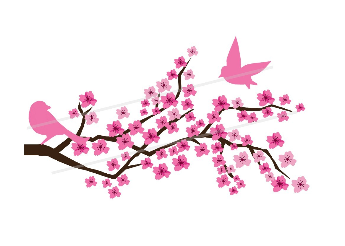 Sakura flower clipart png png free library Sakura flower clipart - ClipartFest png free library