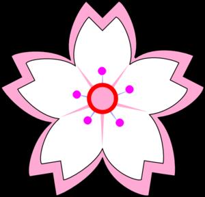 Sakura flower clipart png vector royalty free download Sakura Flower Clipart Png | Clipart Panda - Free Clipart Images vector royalty free download