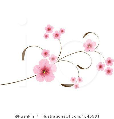 Sakura flower clipart png graphic freeuse stock Sakura flower clipart - ClipartFest graphic freeuse stock
