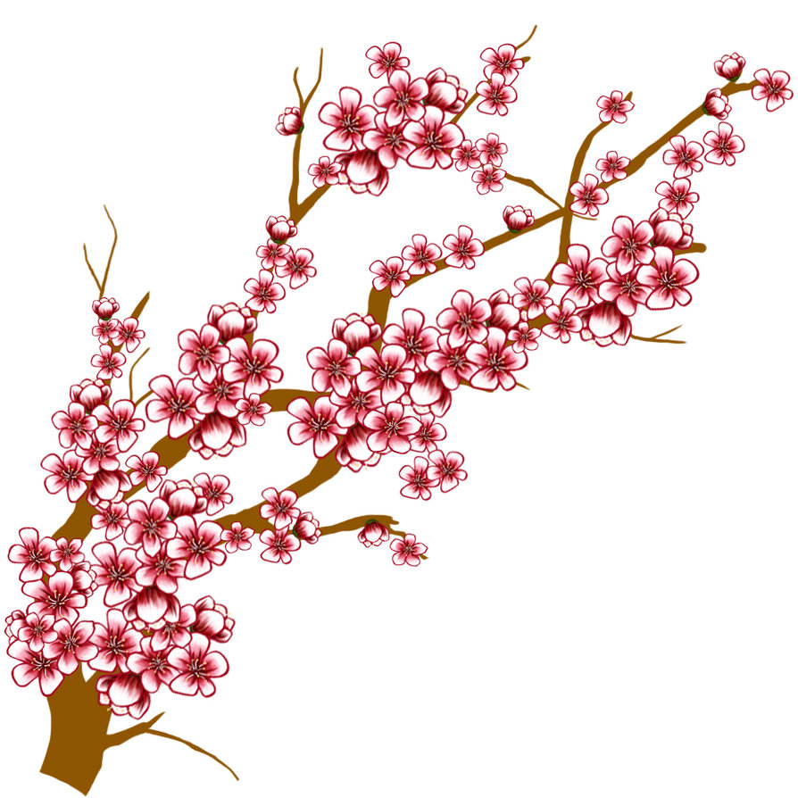 Sakura flower clipart png free Sakura Flower Clipart Png | Clipart Panda - Free Clipart Images free