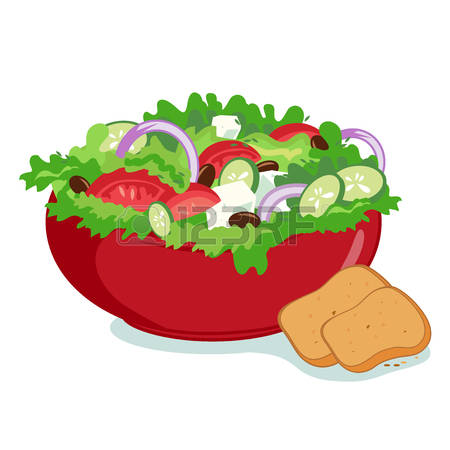 Salad images free clipart vector black and white library Free Salad Bowl Cliparts, Download Free Clip Art, Free Clip ... vector black and white library
