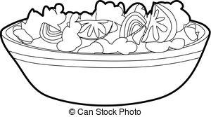 Salat clipart graphic royalty free Salat Stock Illustration Images. 99 Salat illustrations ... graphic royalty free