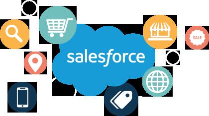 Salesforce commerce cloud logo clipart jpg transparent stock Salesforce Commerce Cloud Integration & Consulting Services jpg transparent stock