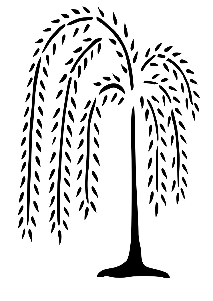 Salix clipart vector transparent stock Free Willow Leaf Cliparts, Download Free Clip Art, Free Clip ... vector transparent stock