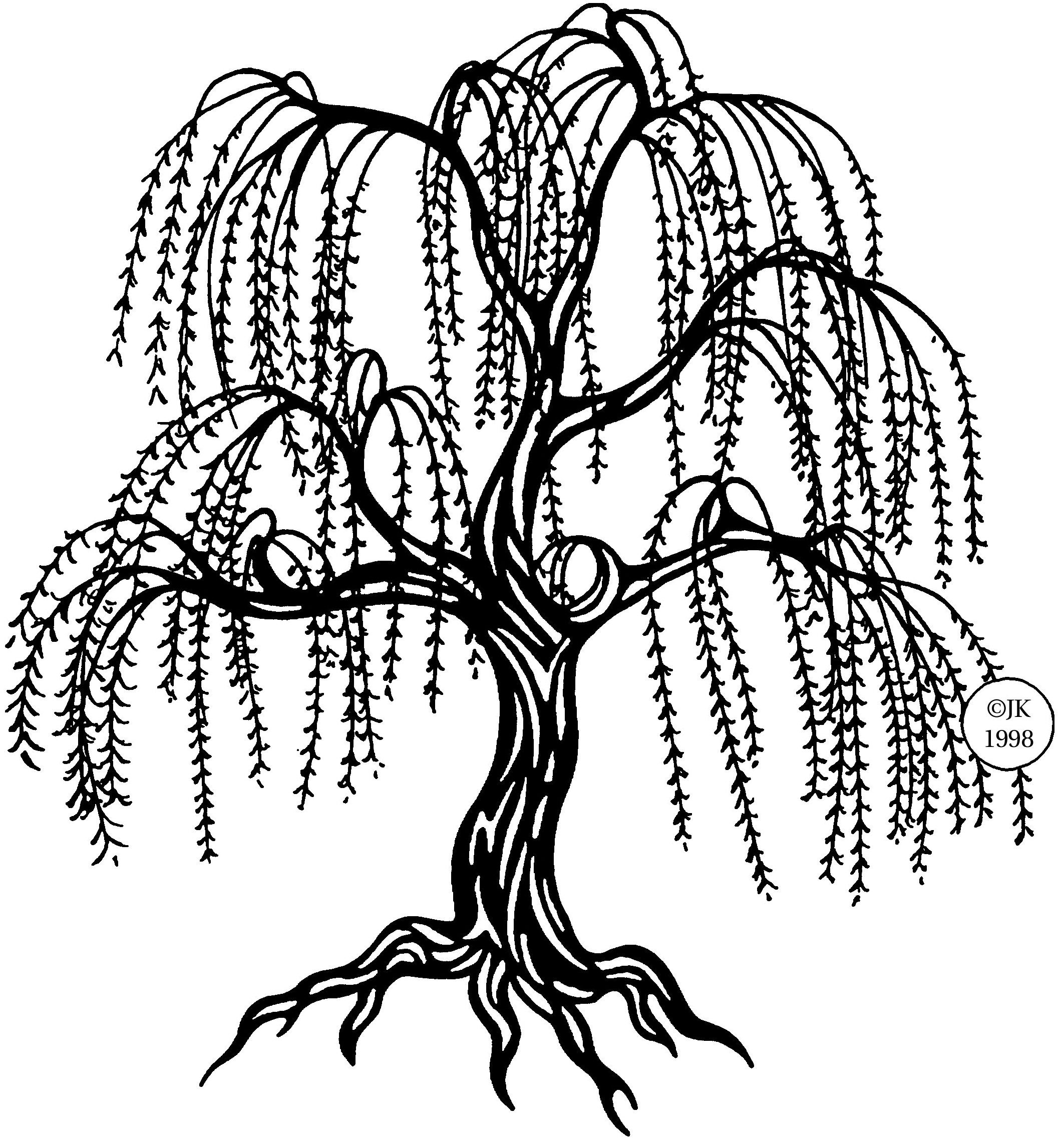 Salix clipart clipart Free Willow Leaf Cliparts, Download Free Clip Art, Free Clip ... clipart