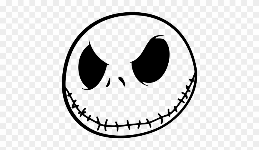 Sally skellington clipart picture download Pegatina Jack Skellington - Jack Nightmare Before Christmas ... picture download
