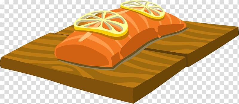 Salmom clipart svg free Sushi Fish steak Salmon , Salmon transparent background PNG ... svg free